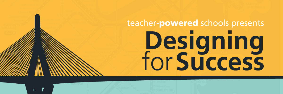 Designing for Success conference banner